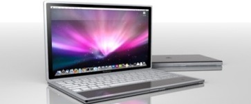Rumored possible designs of the new MacBook