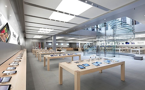 apple store femte avenyn new york