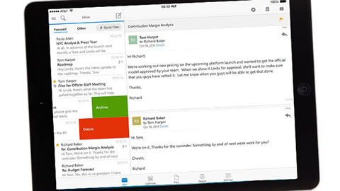 Outlook f�r IOS