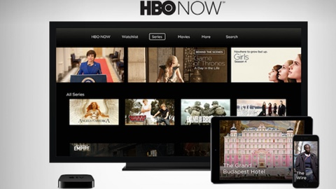 HBO:s nya digitala tjänst HBO Now
