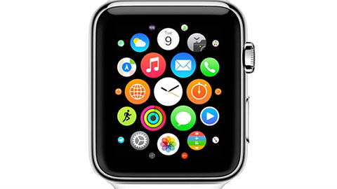 Apple Watch-appar