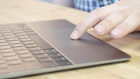 13 s�tt att anv�nda Force Touch i din nya Macbook