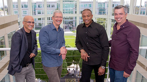 Apple tar Dr Dre i f�rsvar