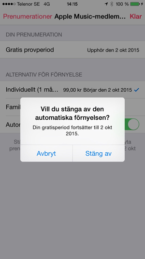 abonnemang iphone 6 halebop