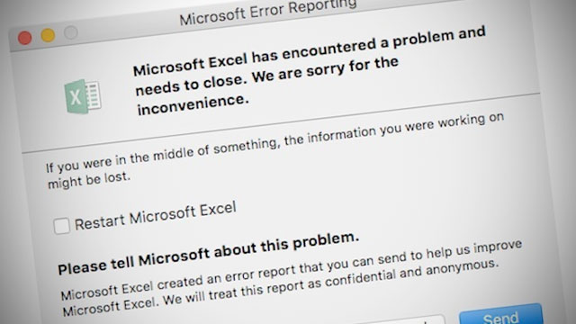Problem med Office 2016 kan bero p� El Capitan