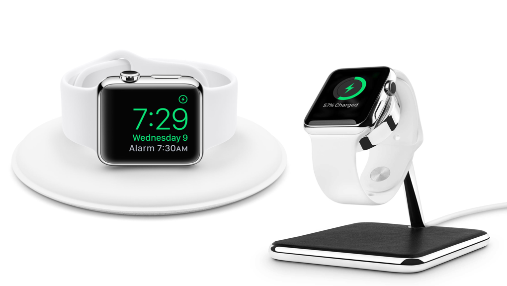 Apple Watch laddningsställ Twelve South Forté