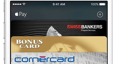Apple Pay till Schweiz