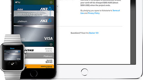 Apple Pay i Australien